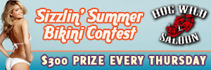 Hog Wild 2016-06 Sizzlin' Summer Bikini Contest