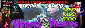 Hog Wild 2016-10 - Halloween Fri