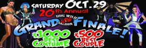 Hog Wild 2016-10 - Halloween Sat
