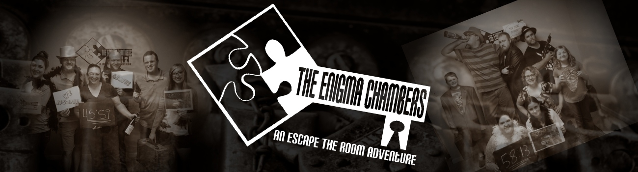 The Enigma Chambers - An Escape The Room Adventure