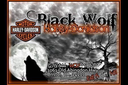 Black Wolf Harley Davidson