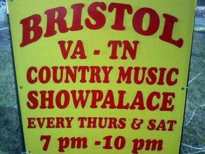 Bristol Va-Tn Music ShowPalace