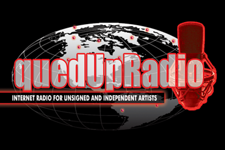 quedUpRadio: Unsigned Internet Radio