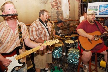 Calamity Jones Band